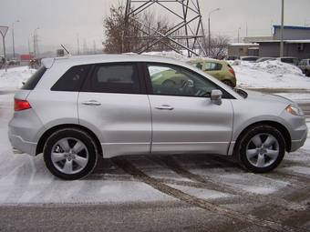 2008 Acura RDX Images
