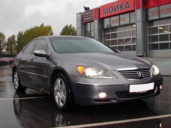 2005 Acura RL Images