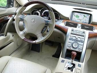 Acura RL Wallpapers L Gasoline Automatic For Sale - Acura rl 2005 for sale