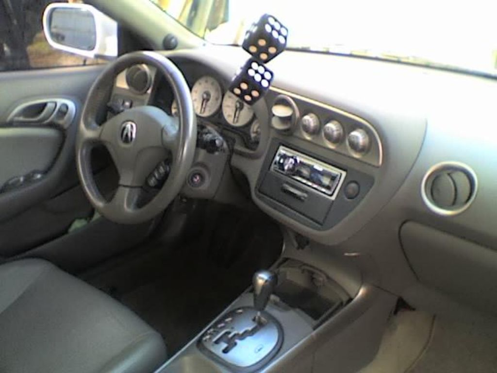 2002 Acura RSX Pictures