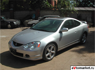 2002 Acura RSX Photos