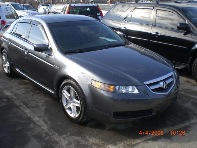 Used Acura TL Photos Cc Gasoline FF Automatic For Sale - Used 2005 acura tl