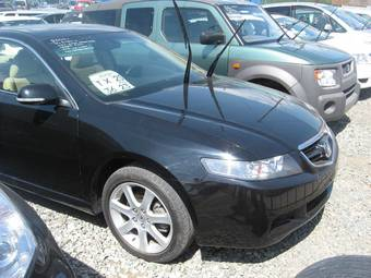 2005 Acura TSX Photos