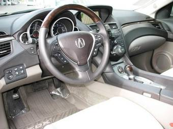 2010 Acura ZDX Pictures