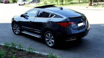 2010 Acura ZDX Wallpapers
