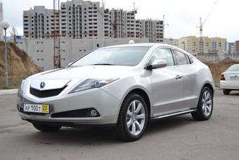Acura  Review on 2011 Acura Zdx Photos  3 7  Gasoline  Automatic For Sale