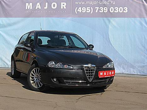 2006 alfa romeo 147 pictures 2000cc ff manual for sale. Black Bedroom Furniture Sets. Home Design Ideas