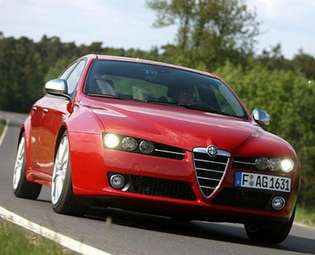 2007 ALFA Romeo 159 Photos