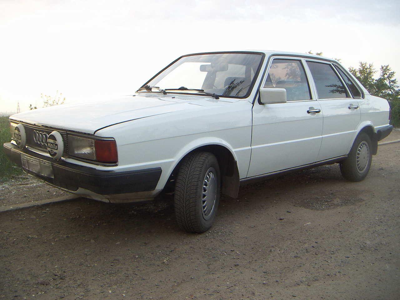 1983 AUDI 80 specs, Engine size 1500cm3, Fuel type Gasoline, Drive wheels FF, Transmission ...