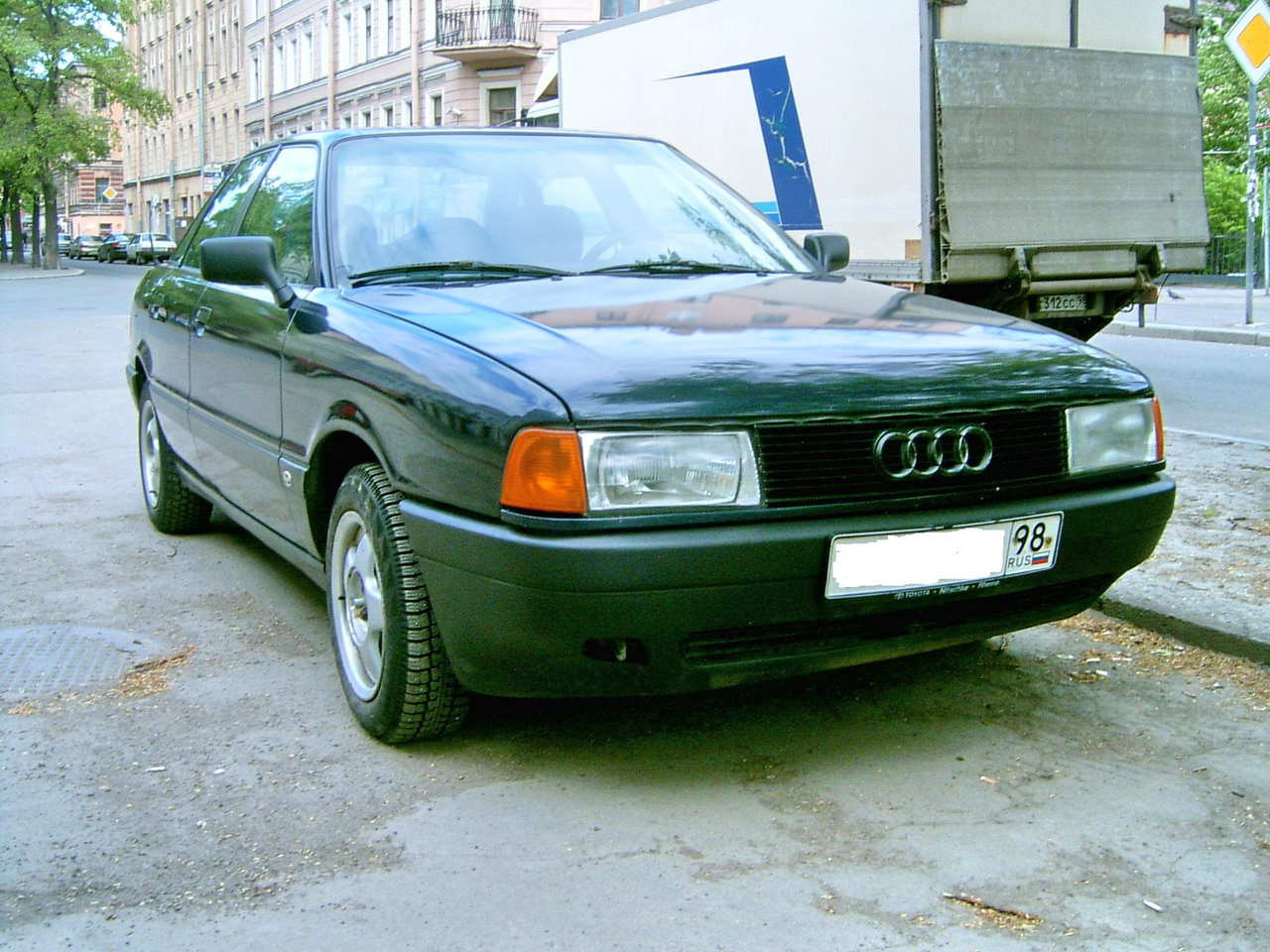 1990 Audi 80 Pictures 1 8l Gasoline Manual For Sale