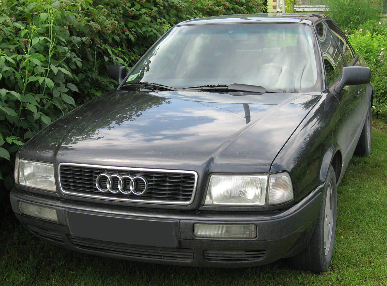 1992 Audi 80 16v quattro related infomation,specifications ...