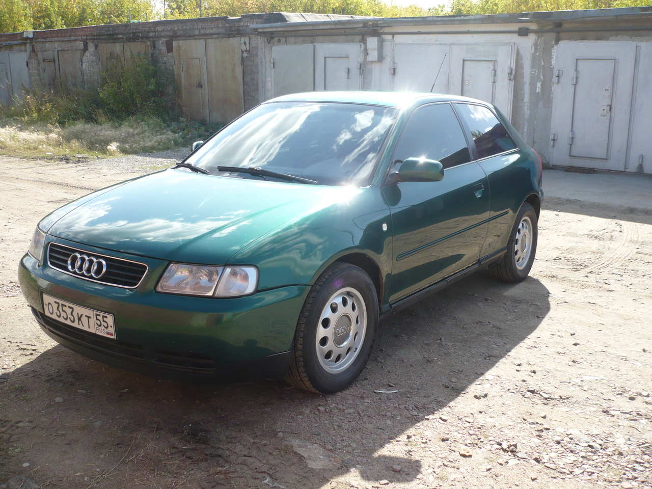 Kelebihan Audi A3 1998 Review