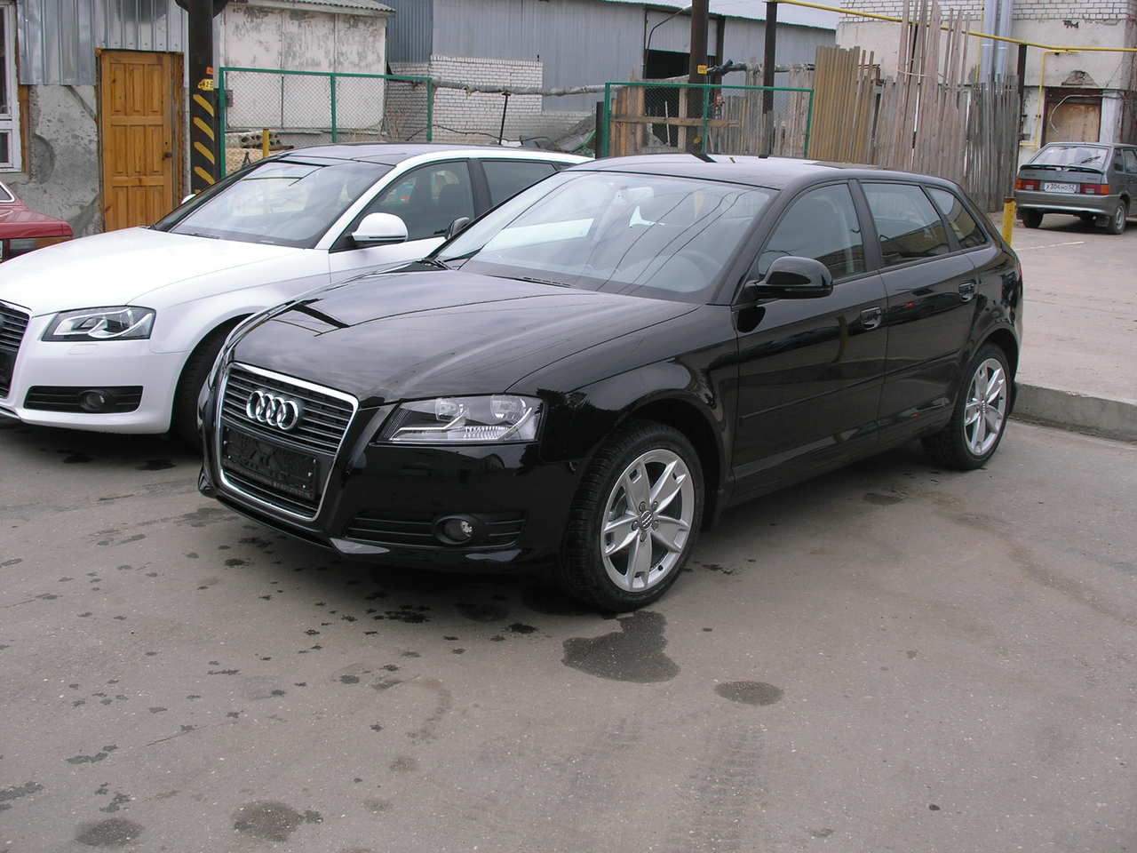 2008 audi a3 pictures 2000cc gasoline ff automatic for sale. Black Bedroom Furniture Sets. Home Design Ideas