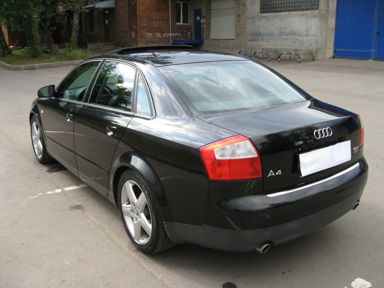 2002 Audi A4 Photos 1 8 Gasoline Automatic For Sale