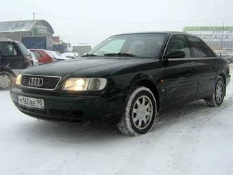 1996 AUDI A6 Pictures