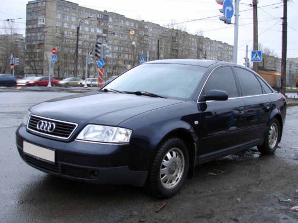 1999 Audi A6 Specs  Mpg  Towing Capacity  Size  Photos