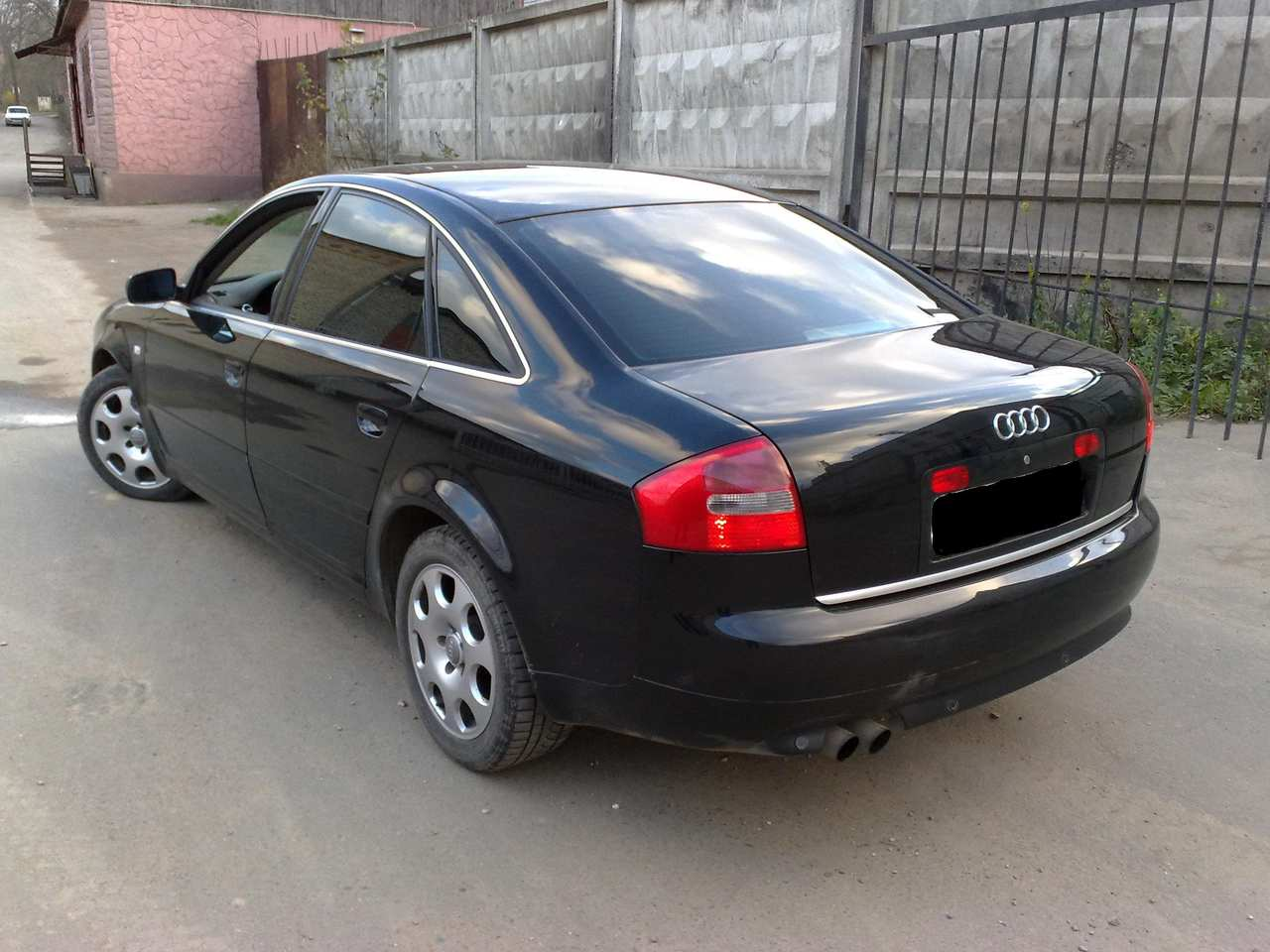 2002 audi a6 pictures 1800cc gasoline ff automatic for sale. Black Bedroom Furniture Sets. Home Design Ideas
