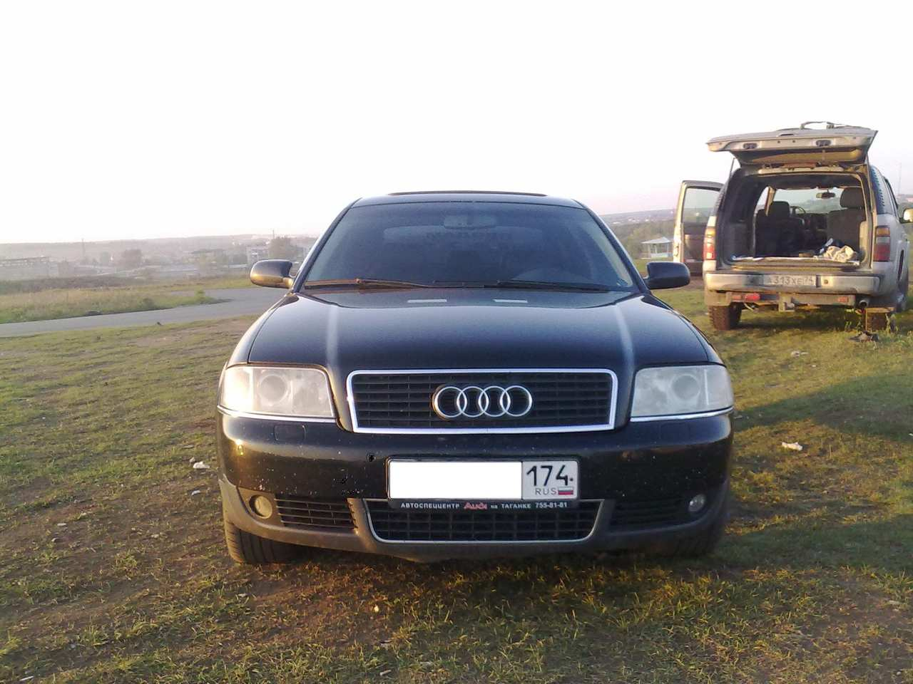 2002 audi a6 pictures 3000cc gasoline automatic for sale. Black Bedroom Furniture Sets. Home Design Ideas