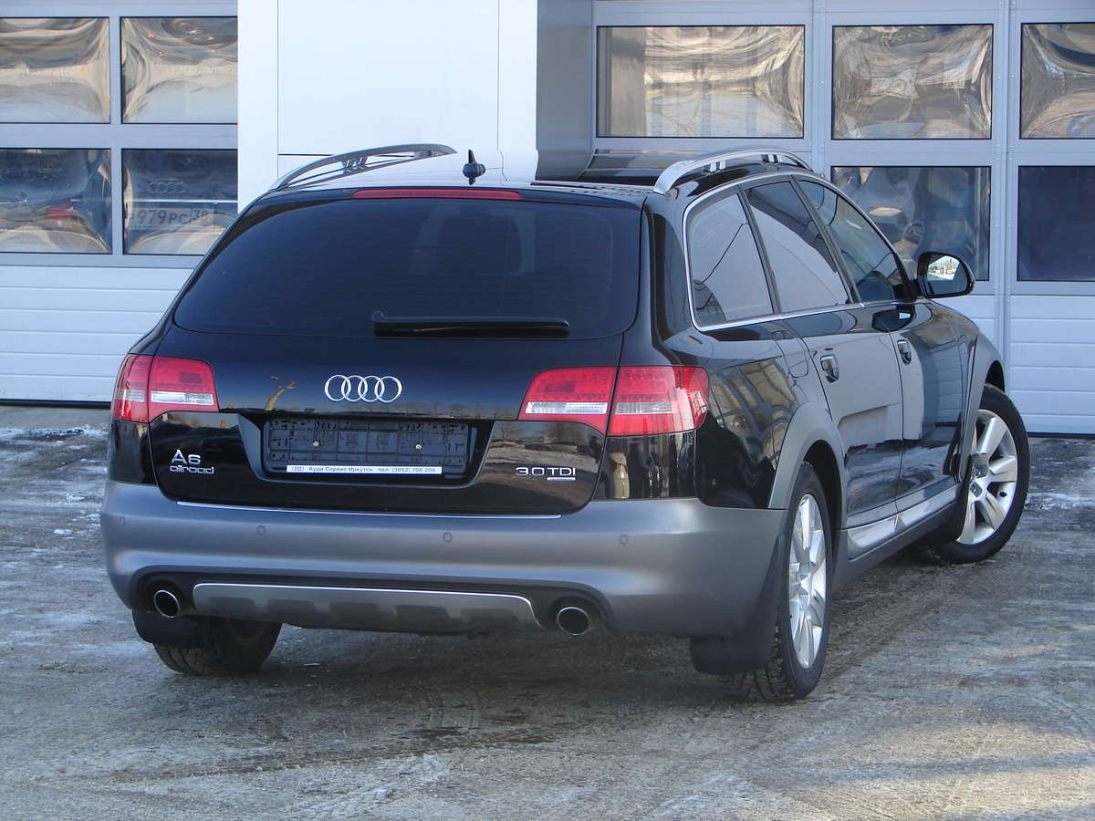 Used 2010 audi a6 allroad quattro photos 3000cc diesel for 2000 audi a6 window problems