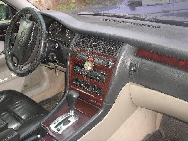 1995 AUDI A8 specs, Engine size 3.7l., Fuel type Gasoline ...