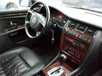 Impound Cars For Sale >> Used 1999 AUDI A8 Photos, 2500cc., Diesel, Automatic For Sale