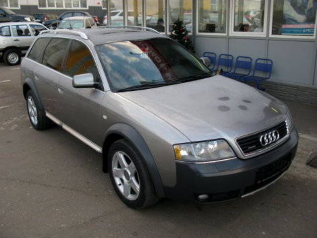 2001 audi allroad pics. Black Bedroom Furniture Sets. Home Design Ideas