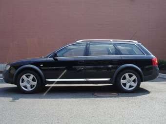 2003 AUDI Allroad Photos