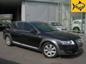 Audi a6 allroad problem
