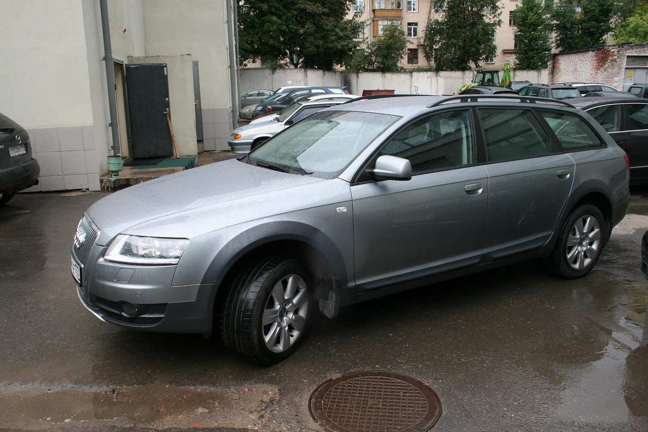 used 2007 audi allroad photos 3123cc gasoline automatic for sale. Black Bedroom Furniture Sets. Home Design Ideas