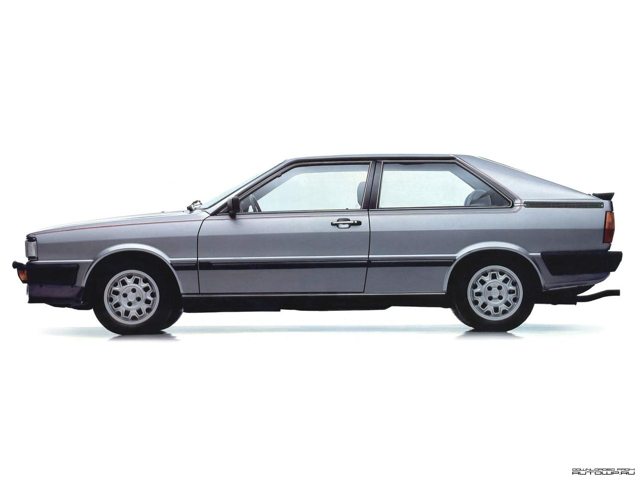 1981 AUDI Coupe Pictures, Manual For Sale