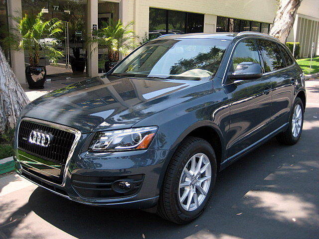 2009 audi q5 pictures 3200cc gasoline automatic for sale. Black Bedroom Furniture Sets. Home Design Ideas