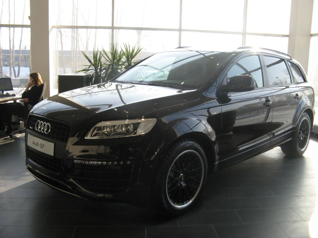 used 2011 audi q7 photos 6000cc diesel cvt for sale. Black Bedroom Furniture Sets. Home Design Ideas