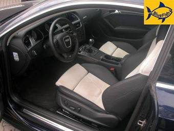 2007 AUDI S5 Pictures
