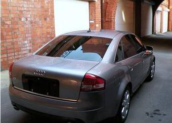 2003 AUDI S6 Pictures
