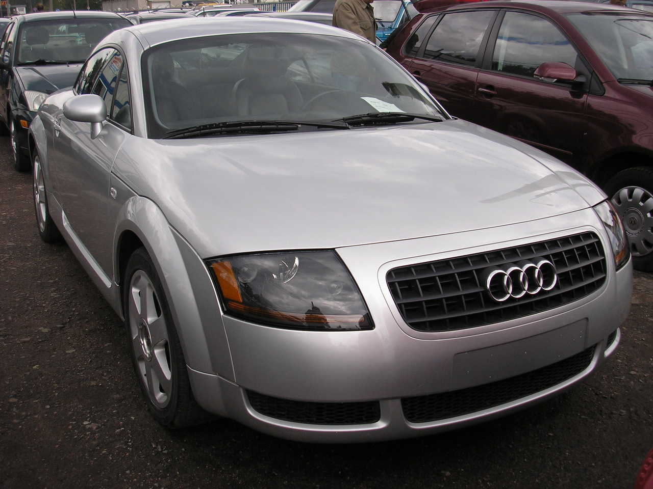 2000 audi tt for sale 1 8 manual for sale. Black Bedroom Furniture Sets. Home Design Ideas