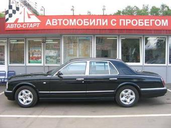 1999 Bentley Arnage Photos