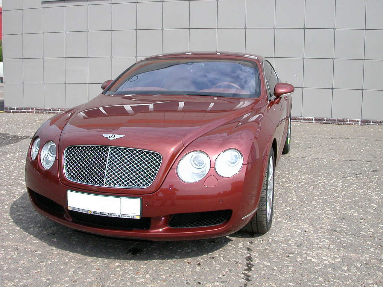 used 2005 bentley continental gt photos 6000cc gasoline. Black Bedroom Furniture Sets. Home Design Ideas