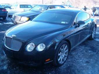 2006 Bentley Continental GT Photos