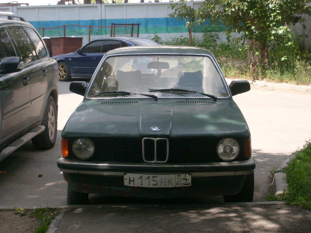 Used 1980 BMW 3series Photos 1600cc Gasoline FR or RR Manual