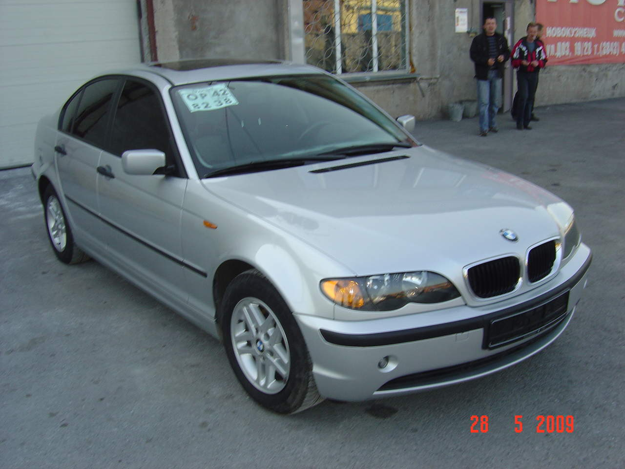 Used 2004 BMW 3-series Photos, 1800cc., Gasoline, FR or RR ...