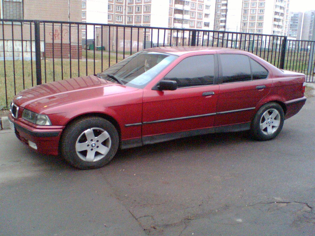 1992 BMW 316I Pictures, Gasoline, FR or RR, Manual For Sale