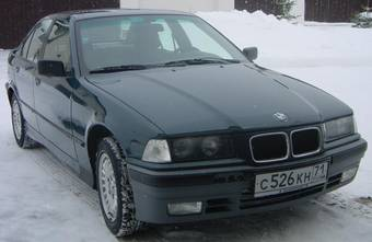 1992 BMW 318 Pics, 0.1, Gasoline, FR or RR, Automatic For Sale: http://www.cars-directory.net/gallery/bmw/318/1992/
