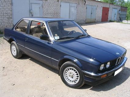1985, i have a bmw 318i and engine 1991, sonic boom at machine.