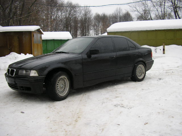 Get 1992 Bmw 318I