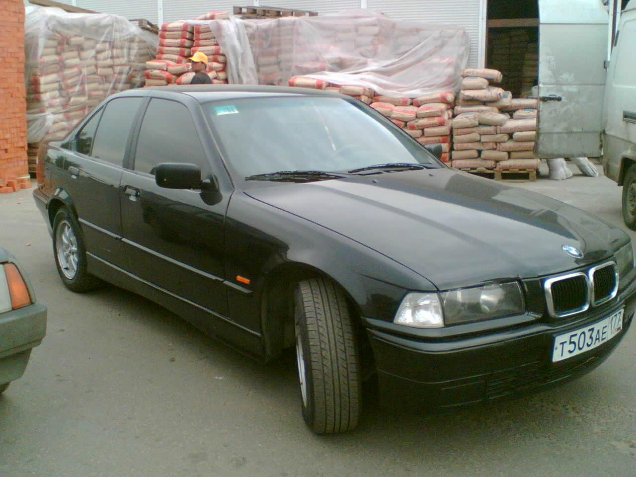 1997 318i