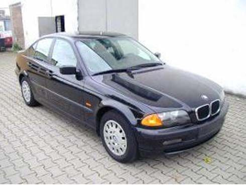 bmw 318 2002. More photos of BMW 318I