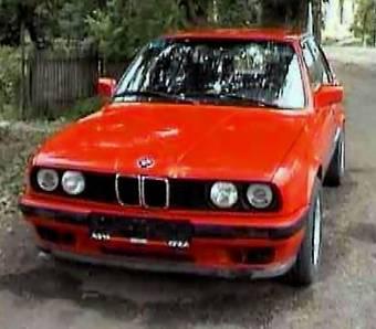1988 BMW 320I For Sale 2cc Gasoline FR or RR Manual For Sale