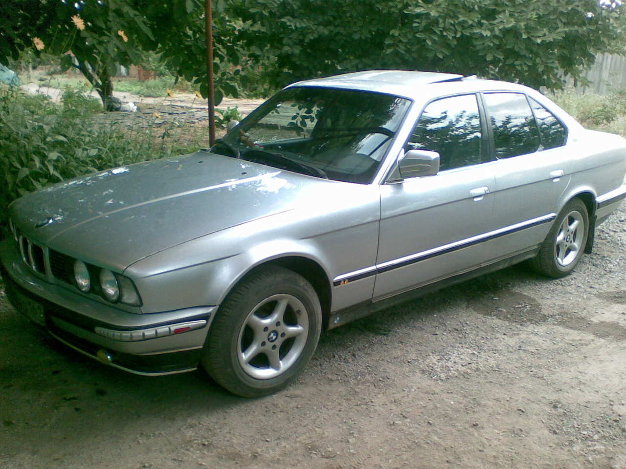 1990 bmw 5 series pictures diesel fr or rr. Black Bedroom Furniture Sets. Home Design Ideas