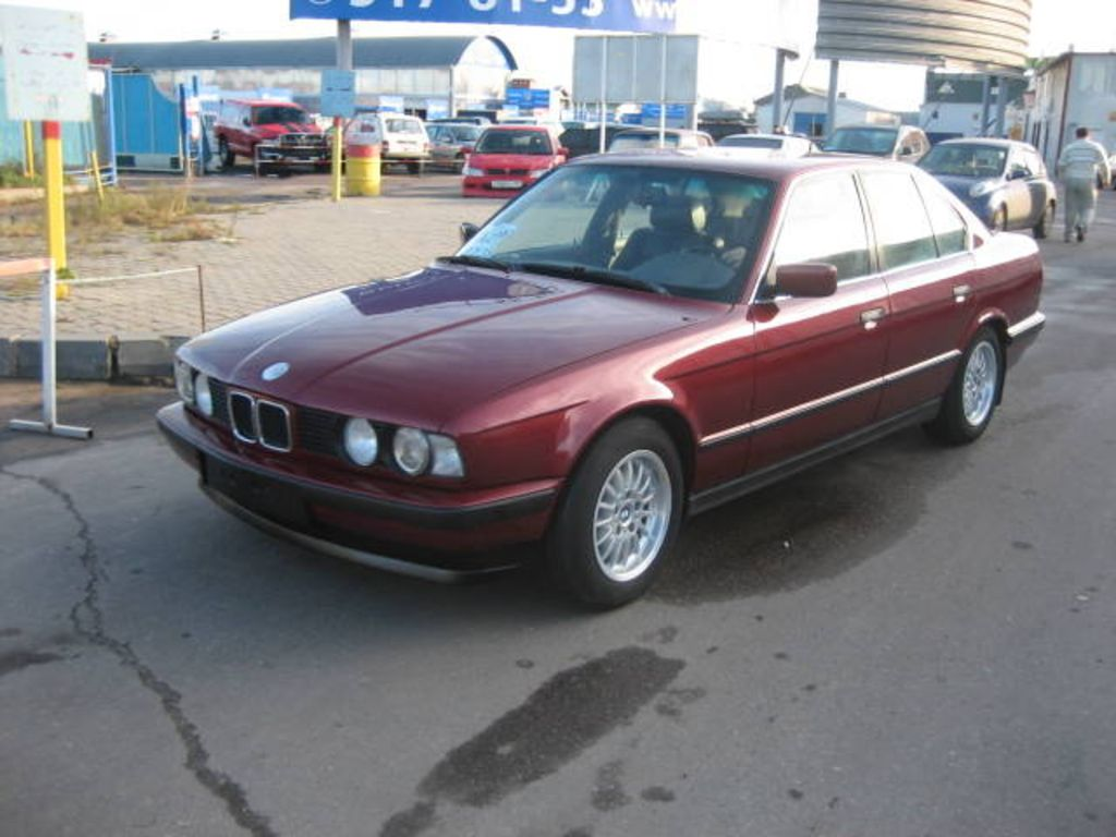 1992 Bmw 5 Series Specs Mpg Towing Capacity Size Photos