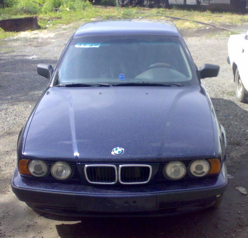 1995 BMW 5-series Pics, 2.5, Diesel, FR Or RR, Automatic